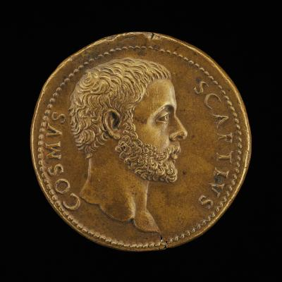 Image for Cosimo Scapti [obverse]; Salus and Serpent [reverse]