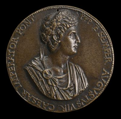 Image for Constantine the Great [obverse]; Constantine and the Church [reverse]