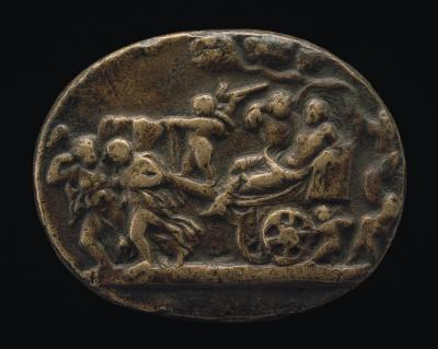 Image for Bacchus and Ariadne on a Chariot