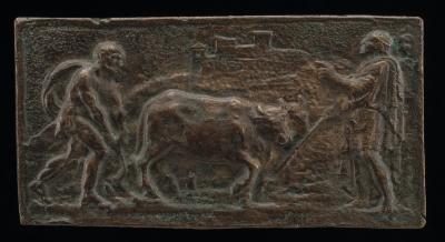 Image for Cincinnatus at the Plough