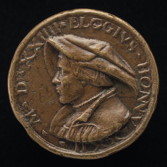 Image for Elogius Honnu [obverse]; A Triumph [reverse]