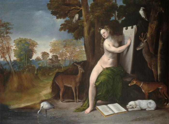 Image for Circe and Her Lovers in a Landscape