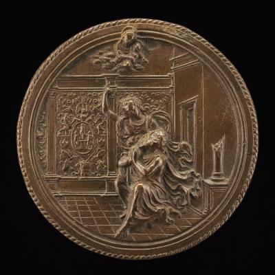 Image for Augustus and the Tiburtine Sibyl