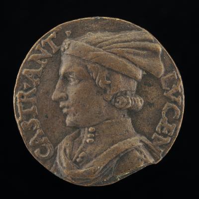 Image for Castruccio Castracane degli Antelminelli of Lucca, 1281-1328