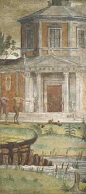 Image for Cephalus and Pan at the Temple of Diana