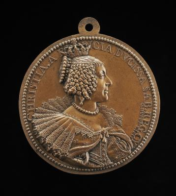 Image for Christine de France, 1606-1663, Duchess of Savoy, Wife of Victor Amadeus I 1619, Regent 1637-1648