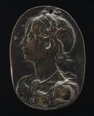 Image for Bust of a Girl