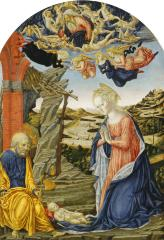 Image for God the Father Surrounded by Angels and Cherubim