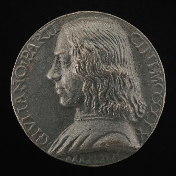 Image for Giuliano Particini [obverse]; Hope Gazing at the Sun [reverse]