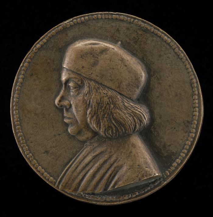 Image for Girolamo di Benedetto Pesaro, Captain of Padua 1515 [obverse]; Inscription [reverse]