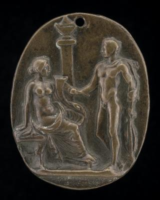 Image for Ceres and Triptolemus