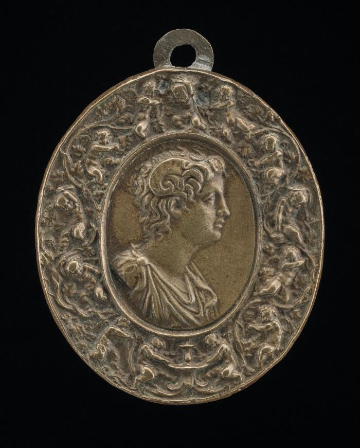 Image for Bust of a Youth