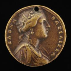 Image for Helen of Troy [obverse]; Concord Holding Cornucopiae [reverse]