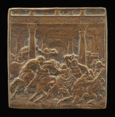 Image for Battle of Centaurs and Lapiths