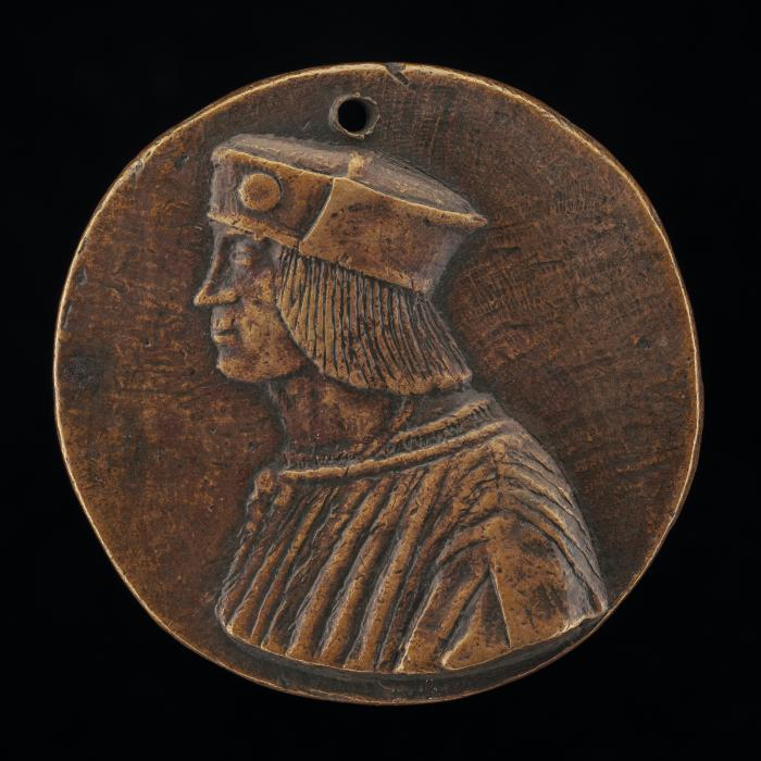 Image for Louis XII, 1462-1515, King of France 1498 [obverse]; Inscription [reverse]