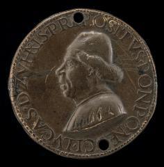 Image for Luca de'Zuhari [obverse]; Venus and Mars [reverse]