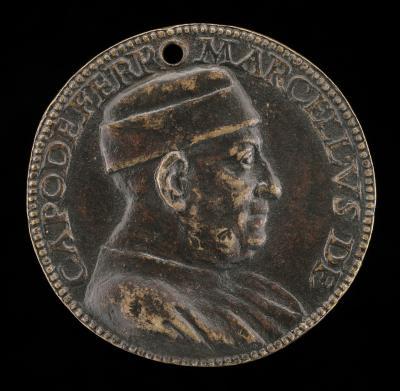 Image for Marcello Capodiferro [obverse]; Ox [reverse]