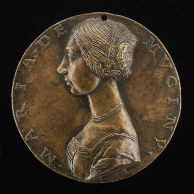 Image for Maria de' Mucini [obverse]; Eagle on an Armillary Sphere [reverse]
