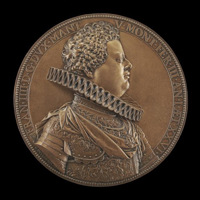Image for Francesco IV Gonzaga, 1586-1612, 5th Duke of Mantua 1612