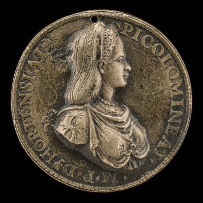 Image for Ortensia Piccolomini [obverse]; The Judgment of Paris [reverse]