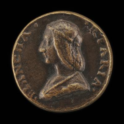 Image for Bianca Riario [obverse]; The Three Graces [reverse]