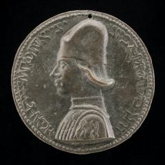 Image for Self-Portrait [obverse]; Boldu, between Faith and Penitence [reverse]
