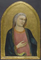 Image for Peruzzi Altarpiece: The Virgin