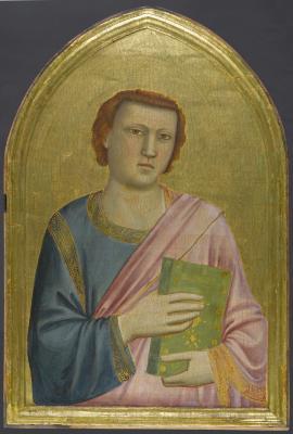 Image for Peruzzi Altarpiece: St. John the Evangelist