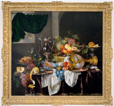 Image for Banquet Still Life