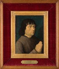 Image for Portrait of a Praying Man