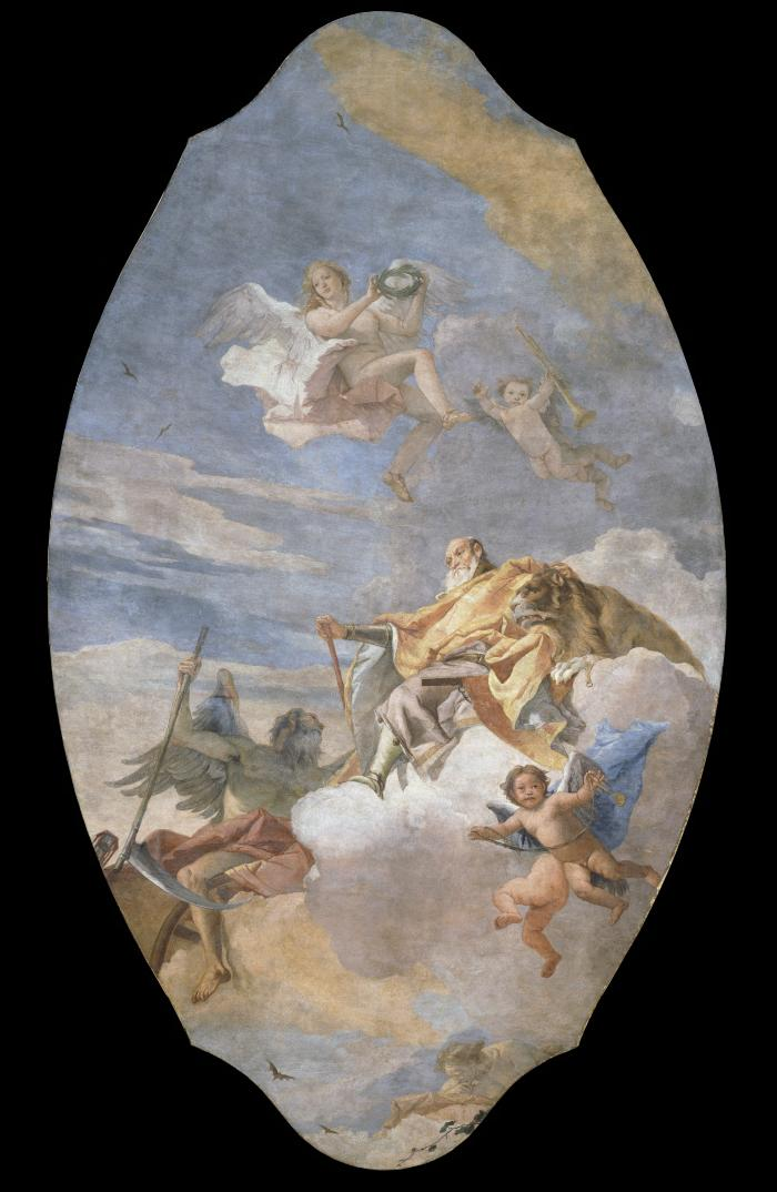 Image for The Triumph of Valor Over Time