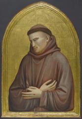 Image for Peruzzi Altarpiece: St. Francis