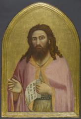 Image for Peruzzi Altarpiece: St. John the Baptist