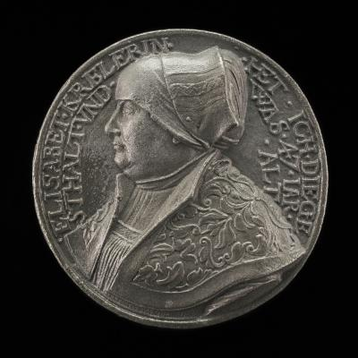 Image for Elisabeth Kreler, c. 1490-after 1535, Wife of Laux Kreler