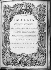Image for Raccolta delle Opere piu segnalate in disegno