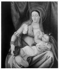 Image for Madonna and Child with St. Joseph