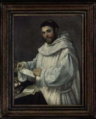 Image for Portrait of a Monk
