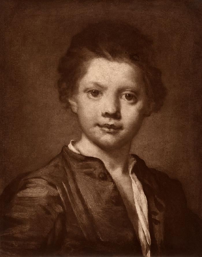 Image for Portrait of a Boy