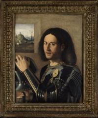 Image for Portrait of a Man in Armor