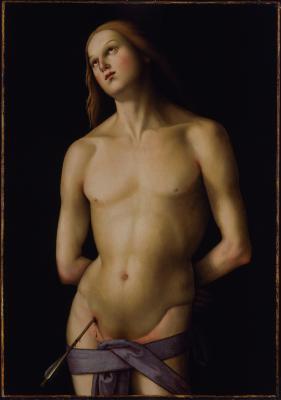 Image for Saint Sebastian