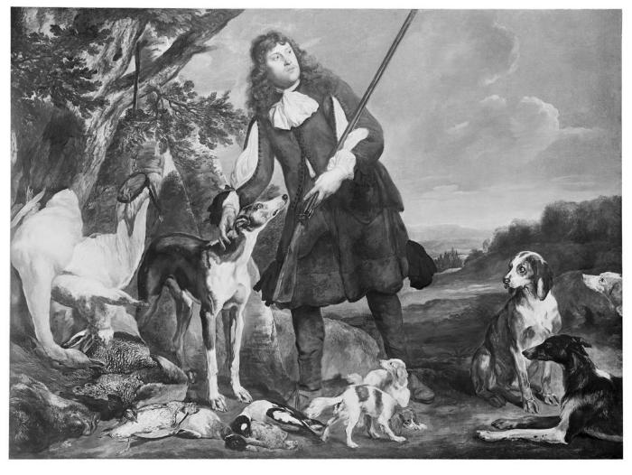 Image for Huntsman with His Dogs and Game