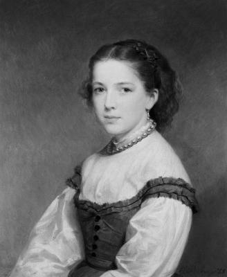 Image for Portrait of Girl