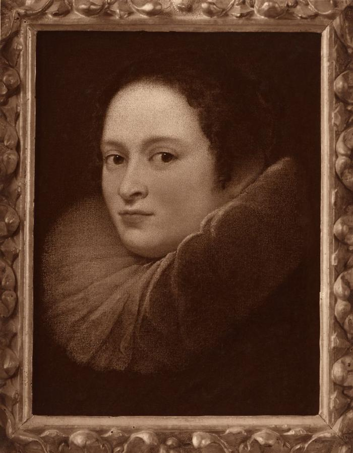 Image for Head of a Lady
