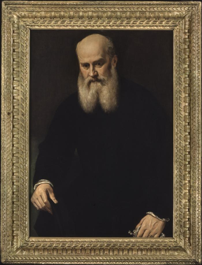 Image for Portrait of a Bearded Man