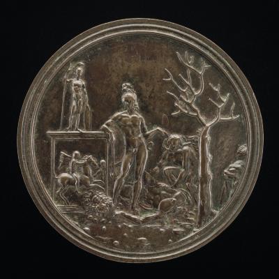 Image for David Triumphant over Goliath