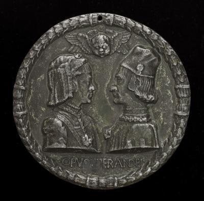 Image for Ercole I d'Este, 1431-1505, Duke of Ferrara, and Eleonora of Aragon, 1450-1493, His Wife 1473