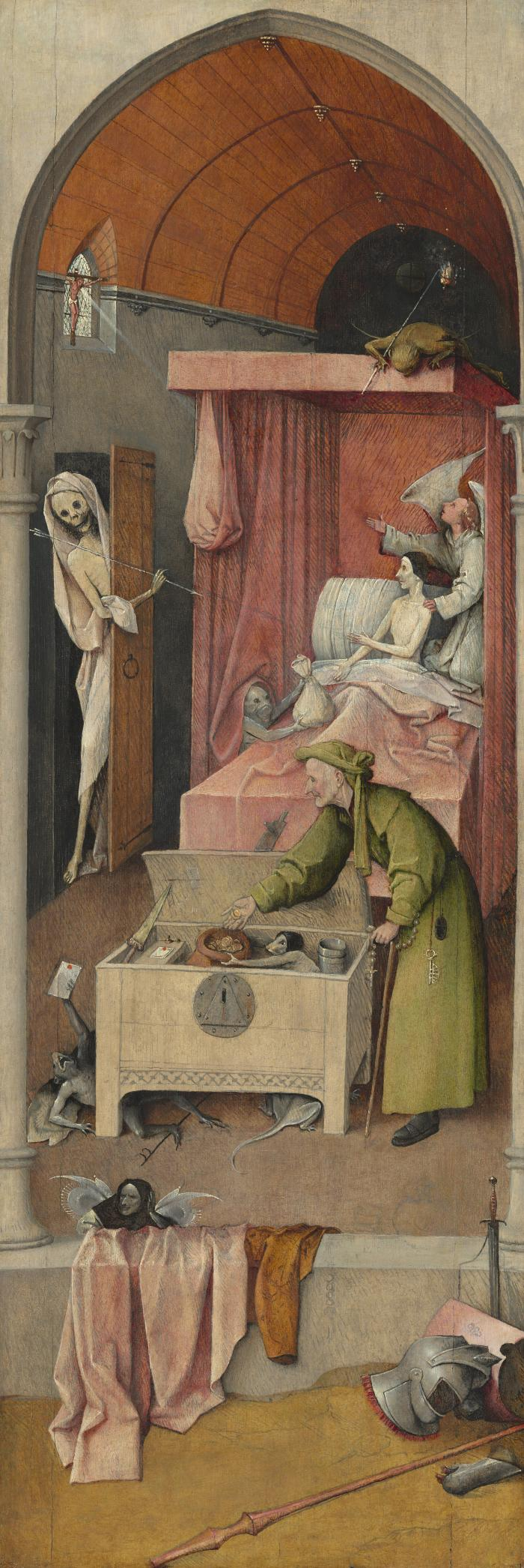 Image for Death and the Miser