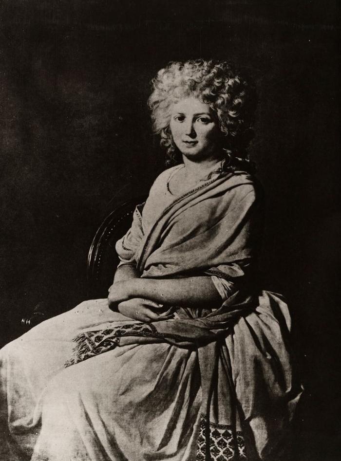 Image for Anne-Marie-Louise Thélusson, Comtesse de Sorcy