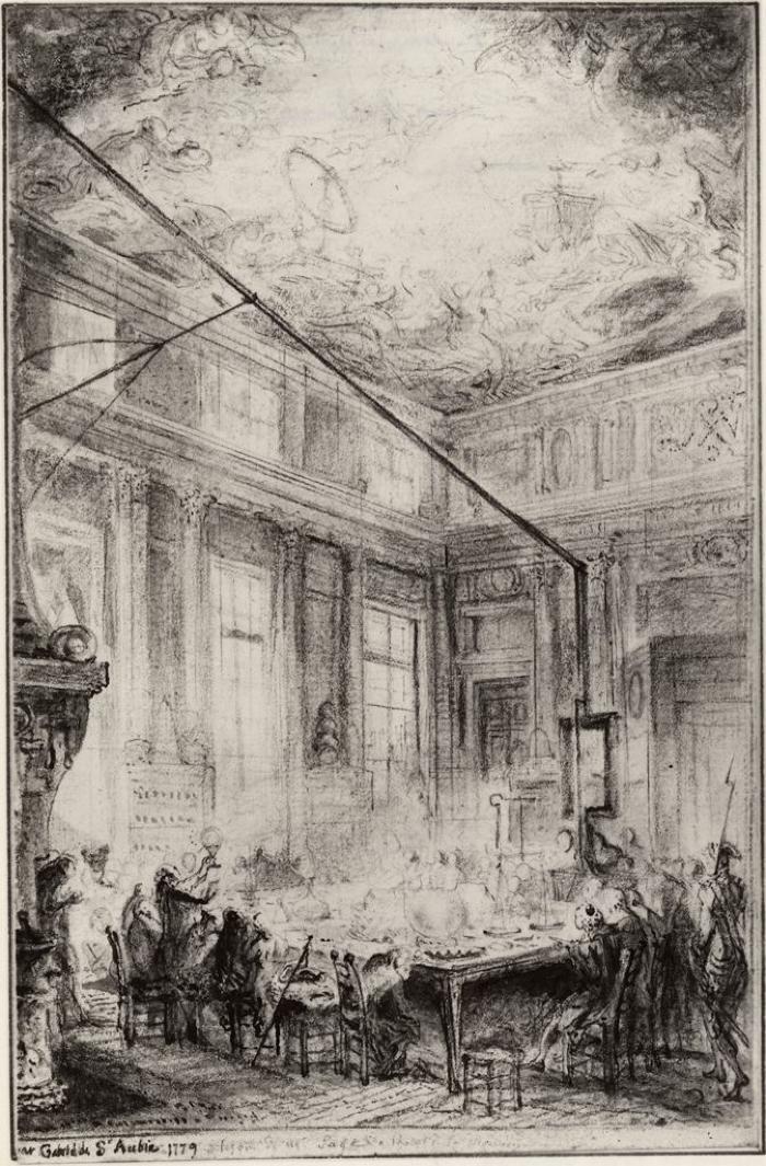Image for Lesson of the Chemist Sage at the Hôtel des Monnaies