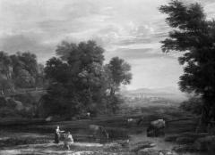 Image for Landscape with Cowherd Piping